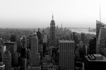 Empire State Building di New York