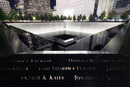 Memorial World Trade Center New York