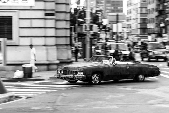 Chinatown Street New York
