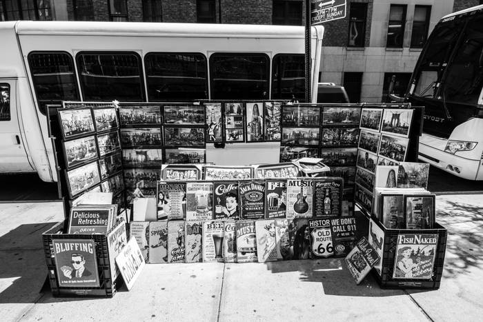 Street Shop New York