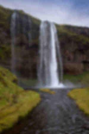 Glorioso Seljalandsfoss
