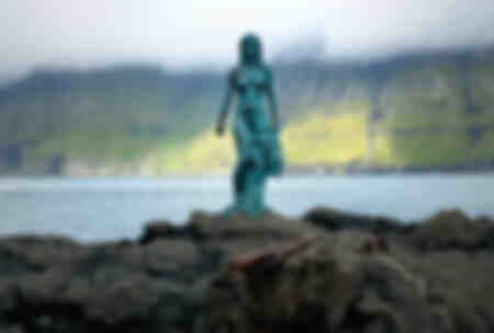 La mujer foca