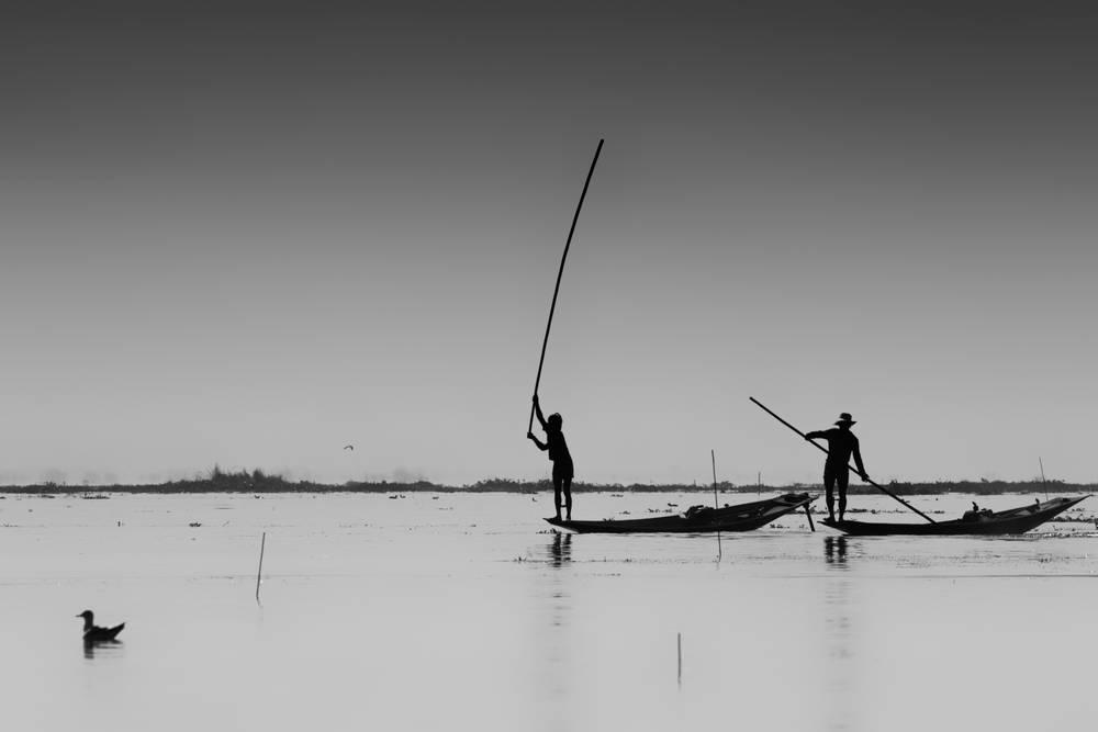 Fishermen   Inle Lake