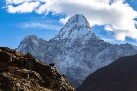 Ama Dablam - 6856m - Nepal