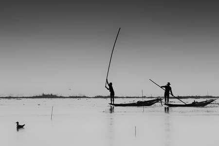 Fishermen - Inle Lake