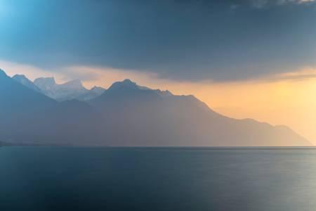 Lac Leman Switzerland