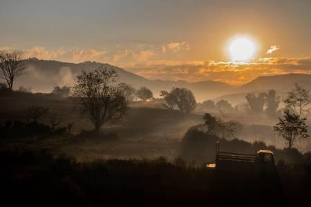 Sunrise Kalaw