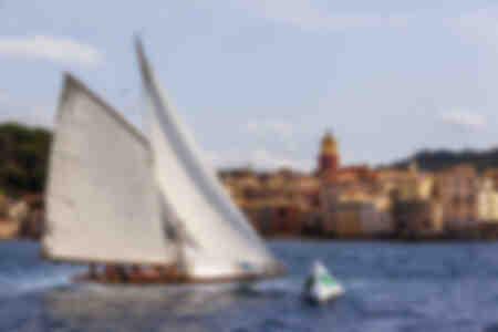 De zeilen van Saint-Tropez 11