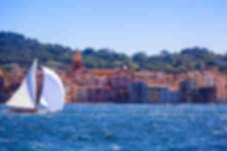 De zeilen van Saint-Tropez 3