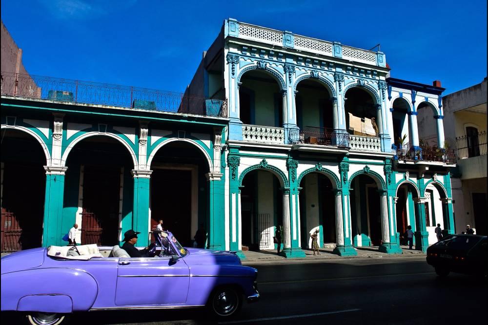 Havana Azul