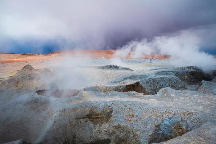 Volcan D Uyuni