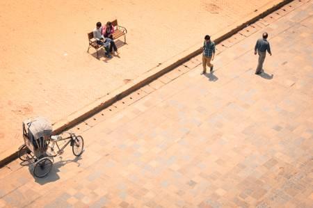 Kathmandu-Straße