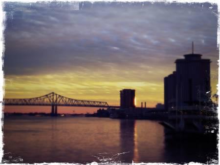 Rives du Mississippi