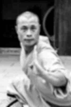 At Shaolin temple