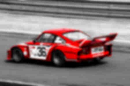 Classic Porsche 935
