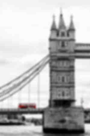The Tower Bridge Bus