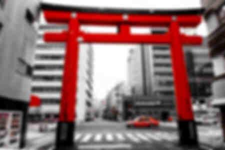 Le Taxi torii