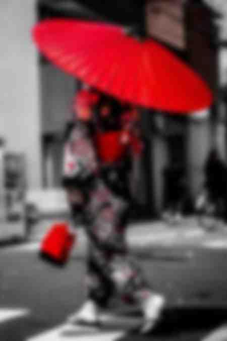 Rouge Japon I
