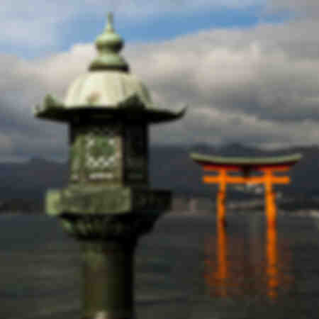 Lake torii