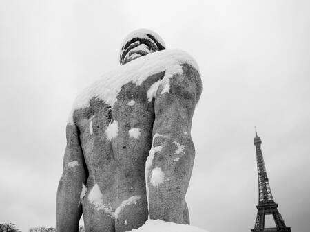 Tour Eiffel mankind II