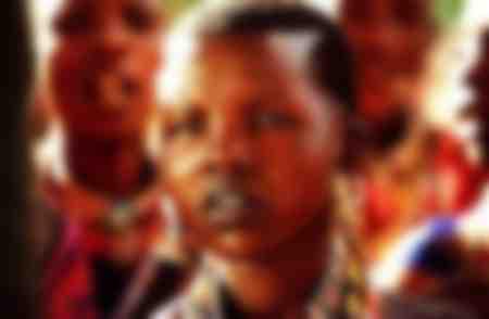 Afrique Kenya femme