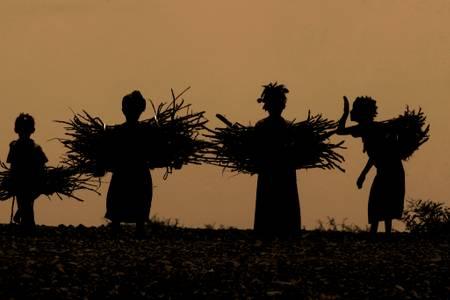 Ethiopie enfant Hamer