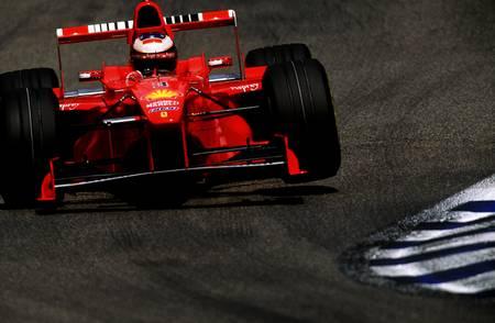 Le baron rouge dans ses œuvres F1
