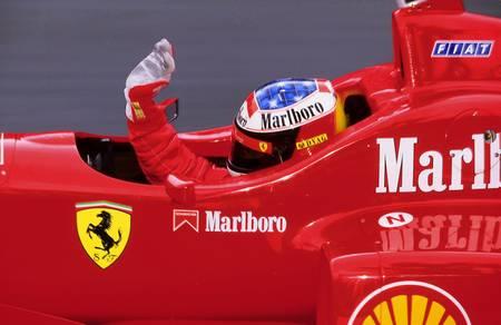 Michael Schumacher Victory Monaco