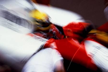 Mr Ayrton Senna