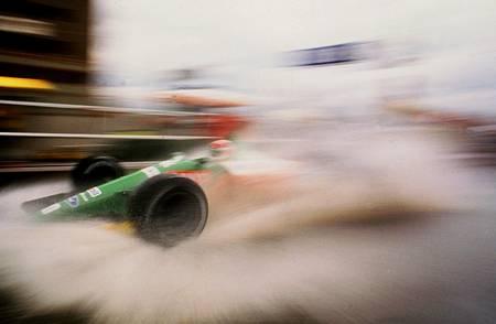 Pluie et Formule 1
