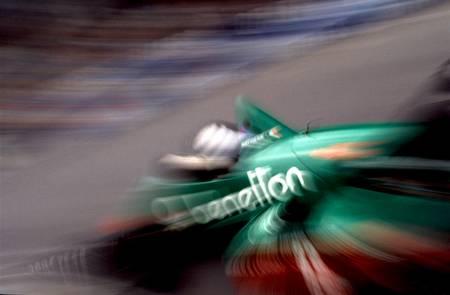 Ricardo Patrese Alfa Romeo Benetton Monaco