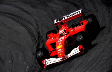 Schumacher Brésil