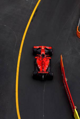 Sebastian Vettel Ferrari F1 2019