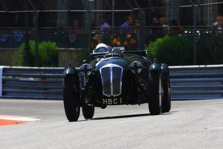 Stirling Moss HBCI Monaco