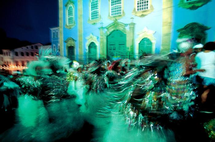 Carnaval De Salvador De Bahia Bresil 8