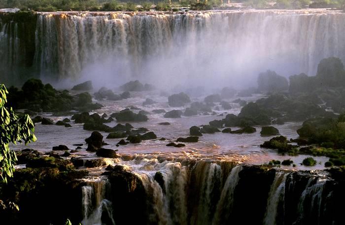 Chutes Iguazu Bresil