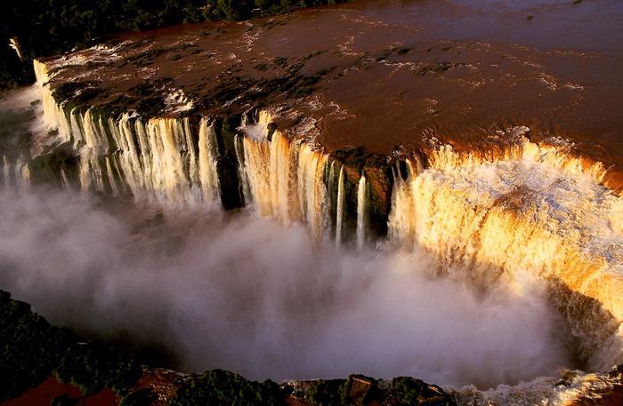 Iguacu Chute Bresil