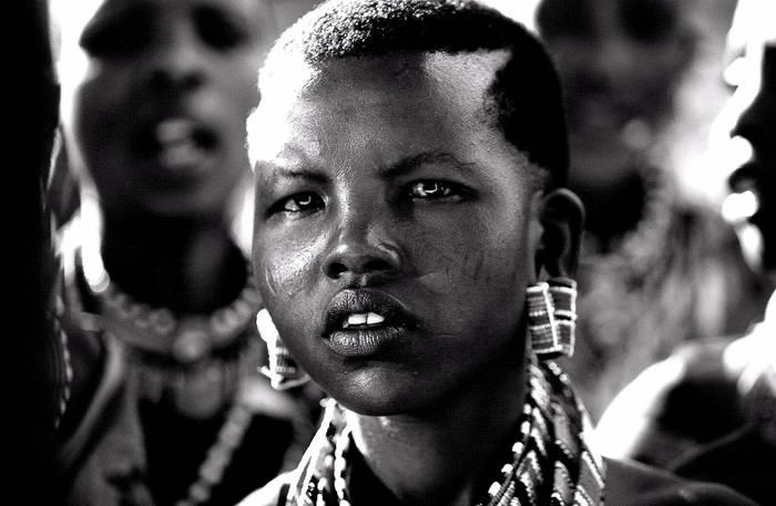 Kenya Femme Massai