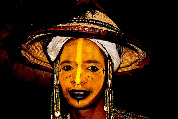 Niger Peul Woodabe