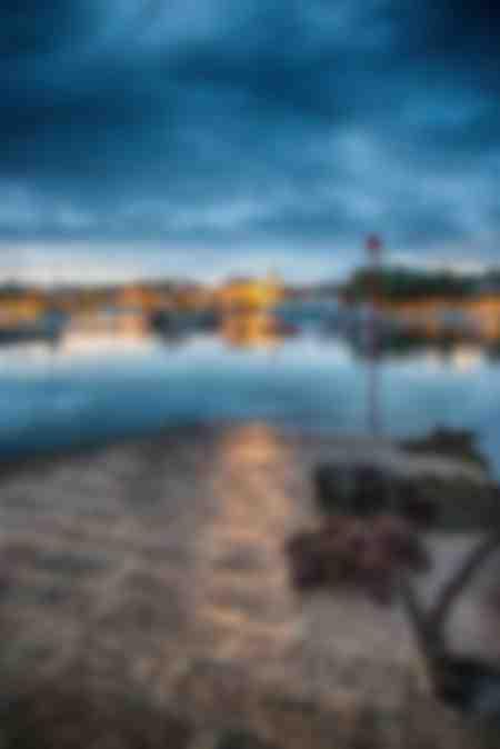 le port de sainte marine