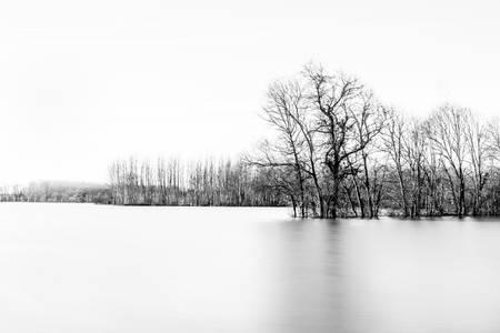 Lake or river