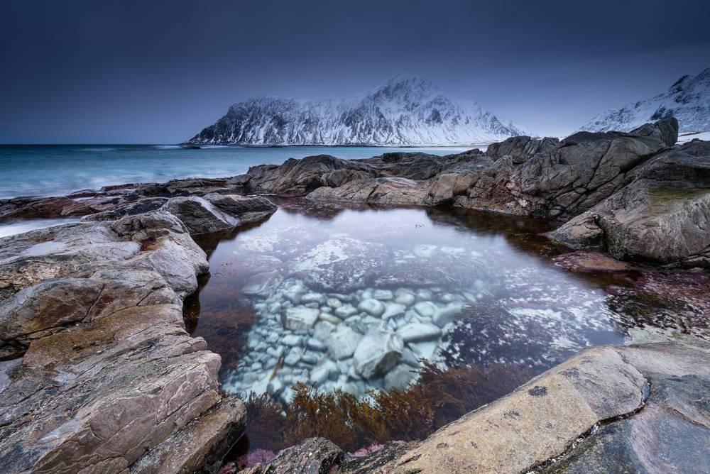Skagsanden Rocks