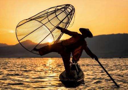 Der letzte Fischer Inthas
