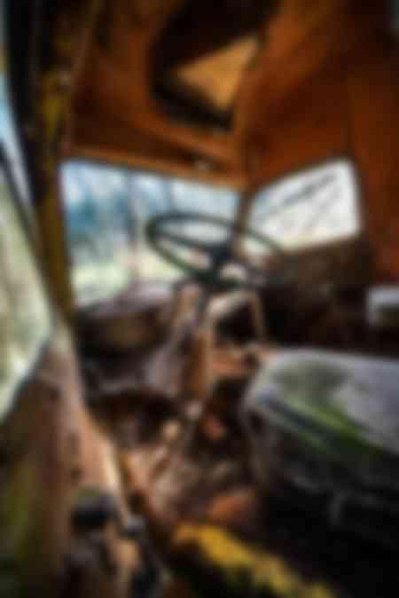 Intérieur camionette