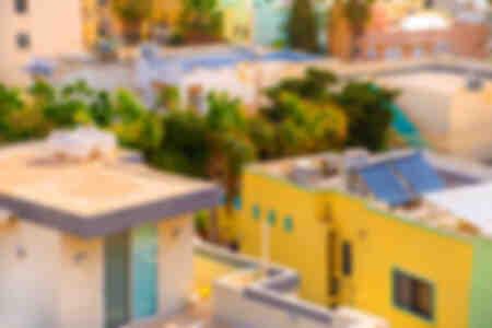 Pastell på Malta