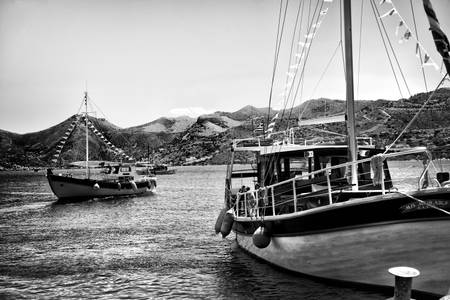 Pesca a Creta