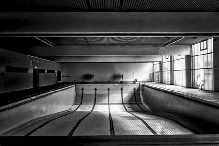 Pool at the end of life