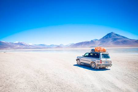 Let's go to the salt flat