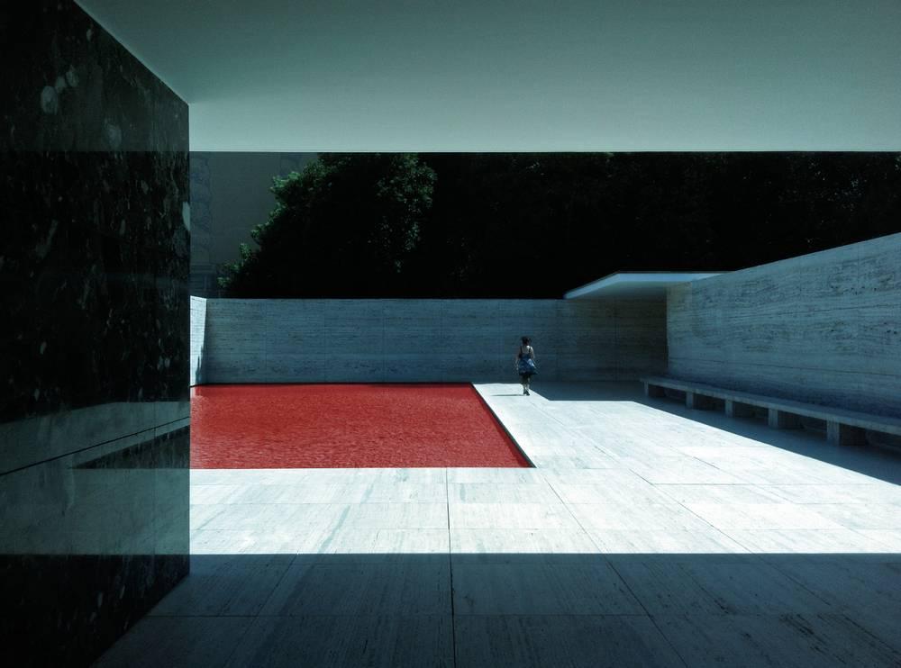 Pavillon Barcelone
