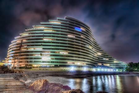 Distord Building